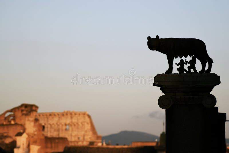 rome Capitale de l'Italie photographie stock