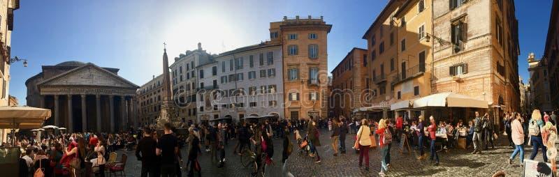 Rome, capitale de l'Italie photo stock