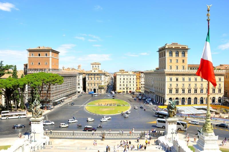 Rome city , Italy stock image