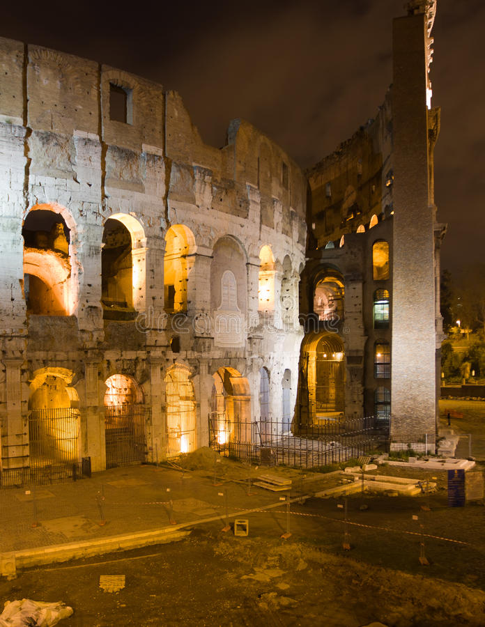 Rome City Italy Capital Stock Image. Image Of Rome