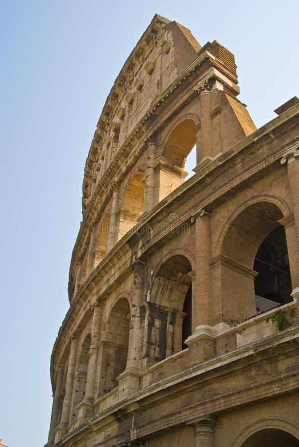 Rome Colosseum stock afbeelding