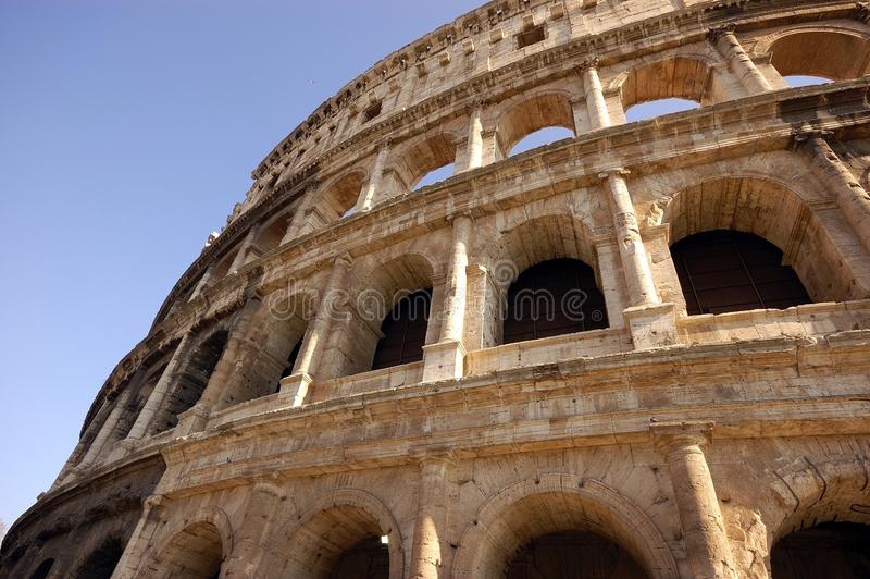 Rome Colosseum photo stock