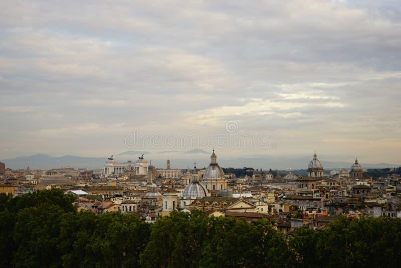 Rome, de Eeuwige Stad royalty-vrije stock afbeeldingen