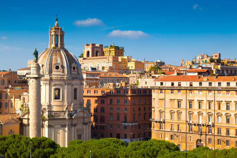 Rome, Italië royalty-vrije stock foto's