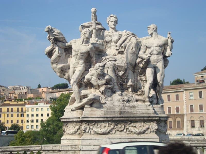Rome - Italië stock afbeeldingen