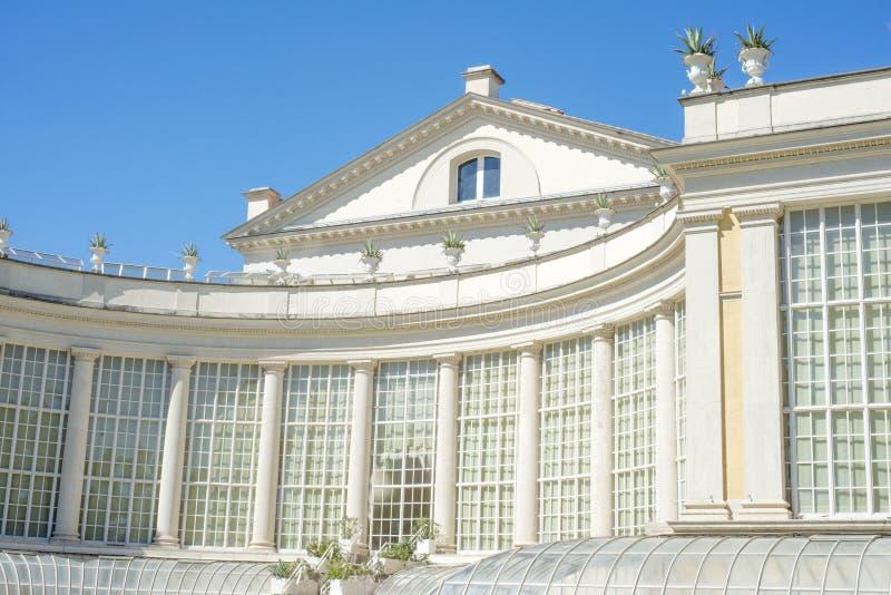 Rome, Italie, le théâtre de la villa Torlonia photo stock