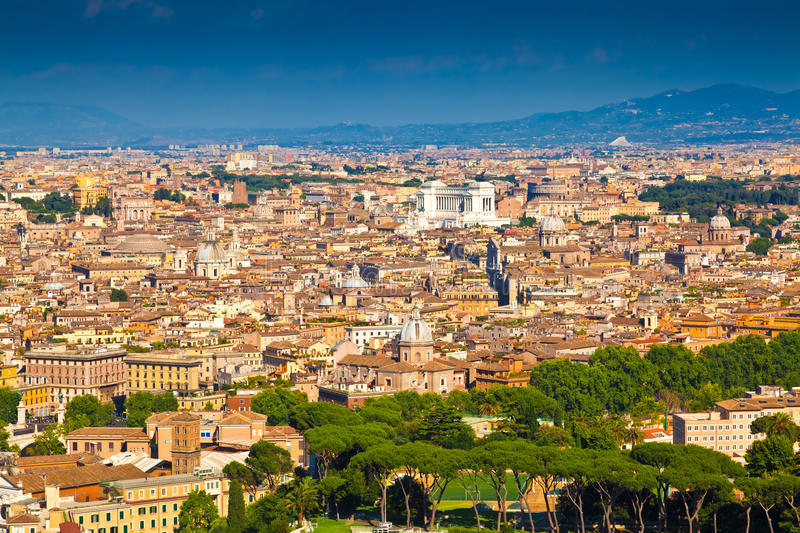 Rome, Italy stock images