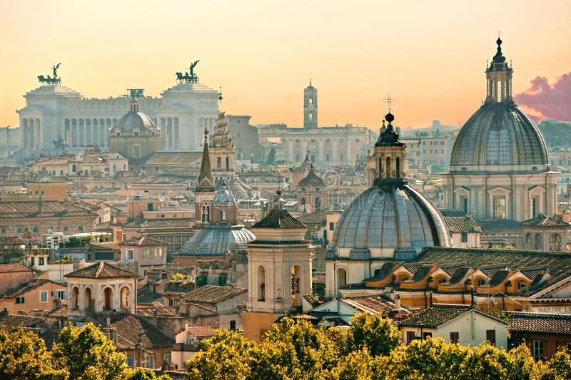 Rome, Italy. royalty free stock images