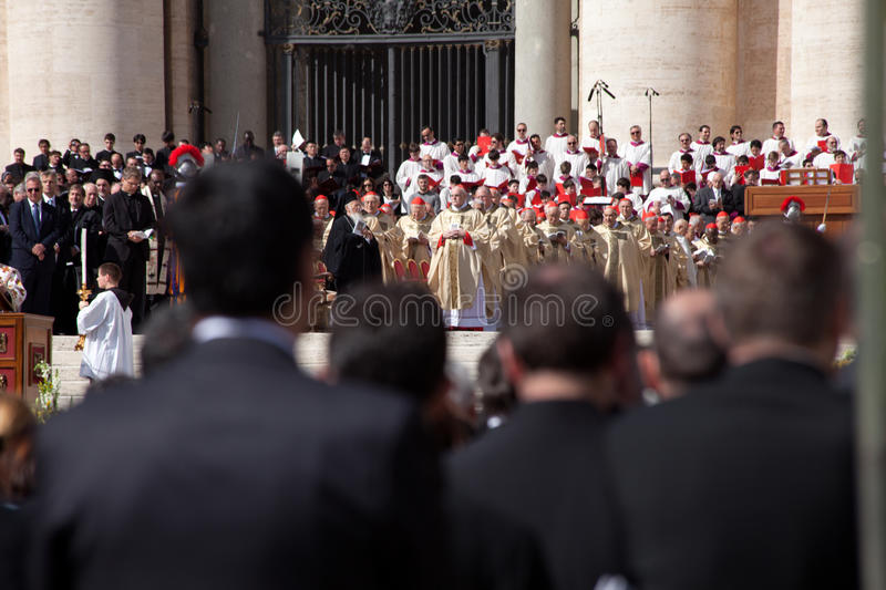 Download The Pope Francis Inauguration Mass Editorial Photo - Image: 29900411