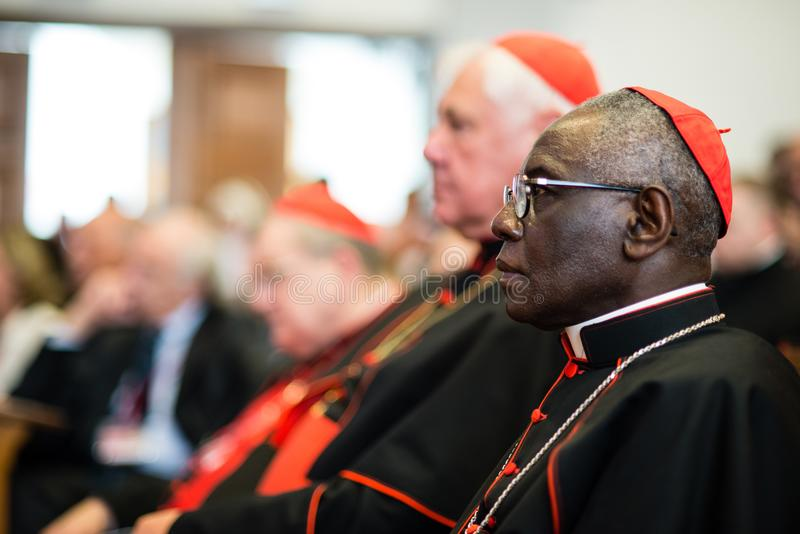 Rome-Italy-7 September 2017-Pilgrimage for the tenth anniversary stock photography