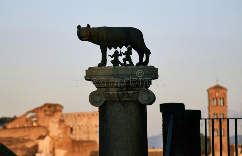 rome Kapitał Italy zdjęcie stock