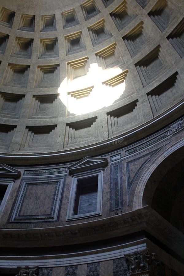 Rome - le Panthéon photographie stock