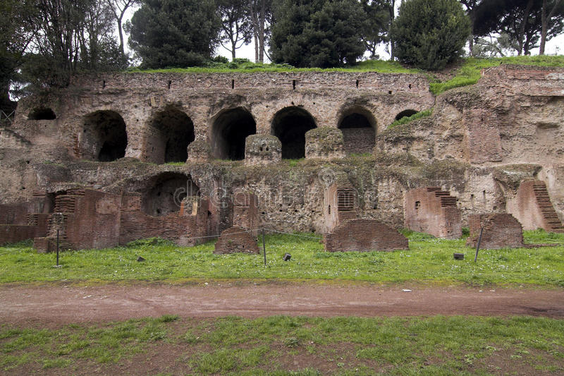 Download Rome - Palatine Hill - Entry Stock Image - Image: 11156291