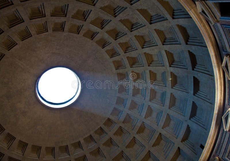 Rome Pantheon royalty free stock photos