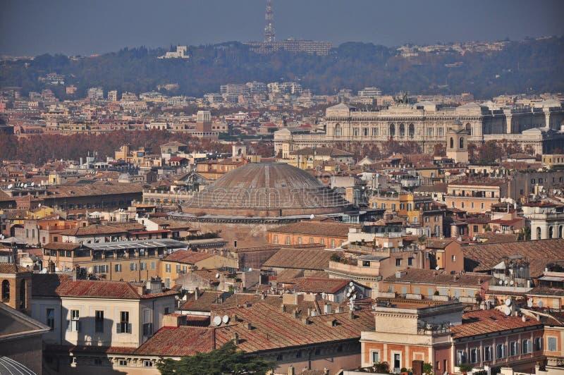 Rome-Pantheon stock photos