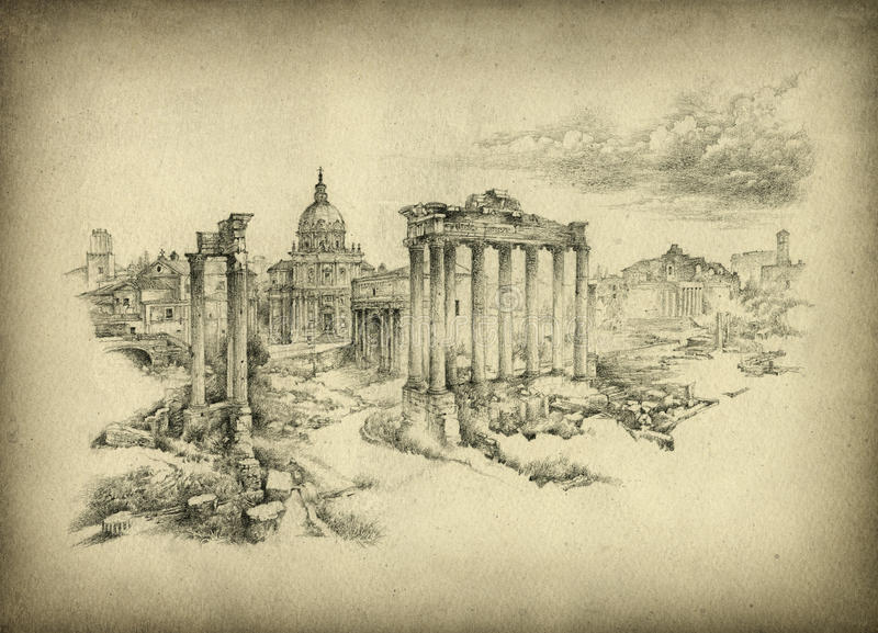 the roman forum essay What buildings would you have seen in the open space known as the roman forum get a better idea with this list of facts and a reconstructed image.