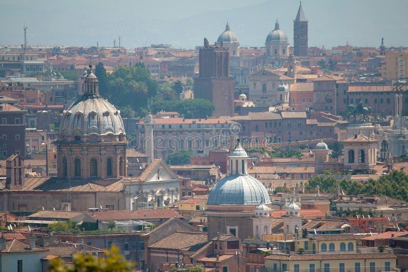 Rome sikt arkivbilder