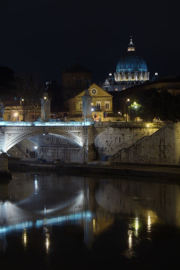 Rome, St Peter stock images