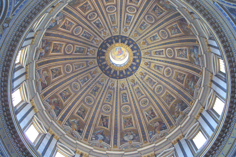 Download Rome - St. Peter´s Basilica Stock Image - Image: 1996275
