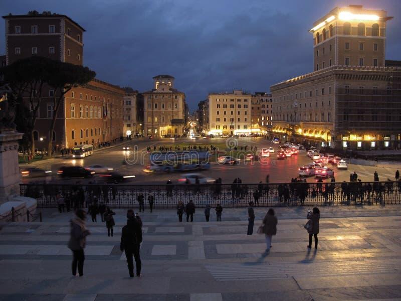Rome Venice Square royalty free stock photos
