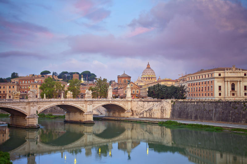 Rome. stock photography