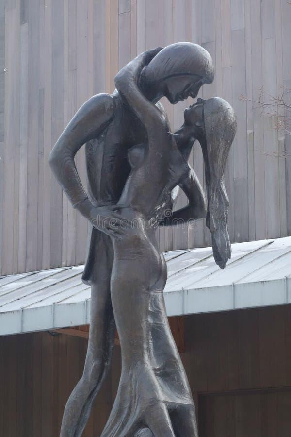 Romeo και Juliet στοκ εικόνα με δικαίωμα ελεύθερης χρήσης