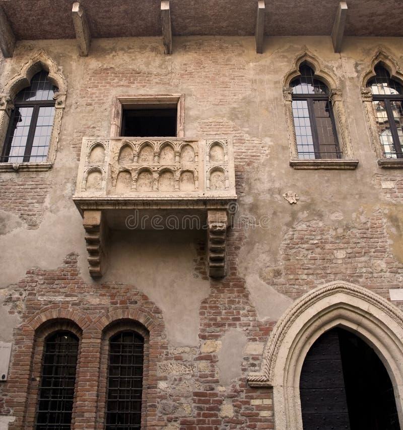 Romeo e Juliet imagem de stock