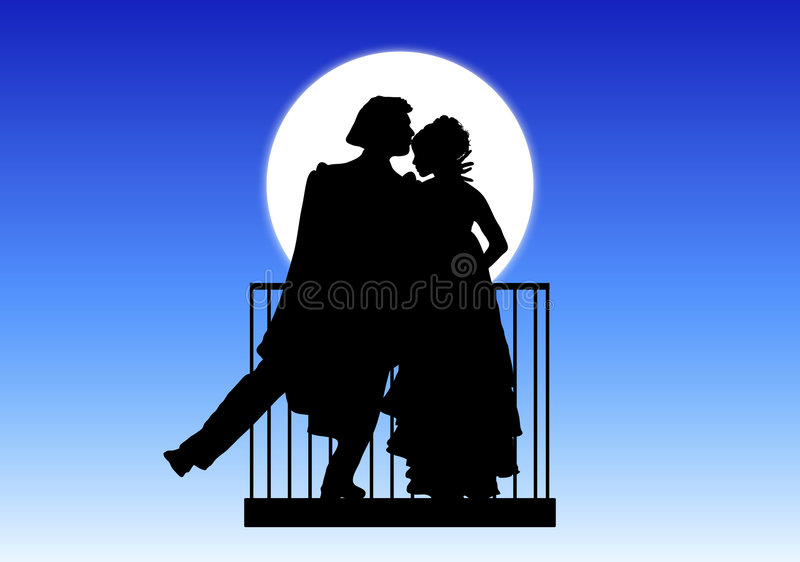 Download Romeo And Juliet Royalty Free Stock Photography - Image: 7242387