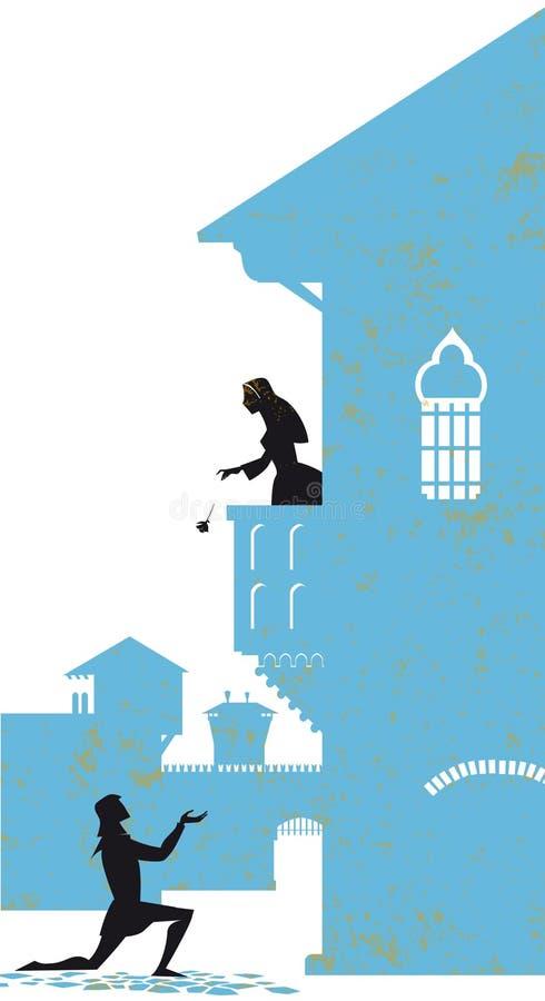 Romeo y Juliet libre illustration