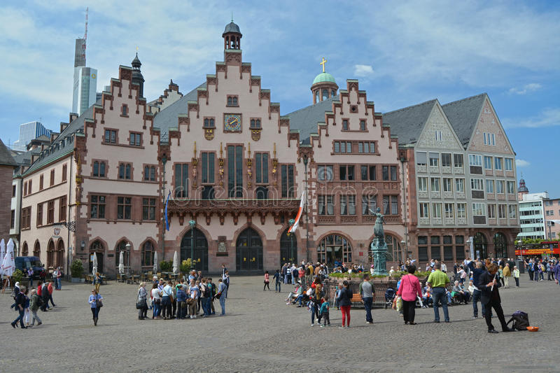 Romer, Γερμανία στοκ φωτογραφία με δικαίωμα ελεύθερης χρήσης
