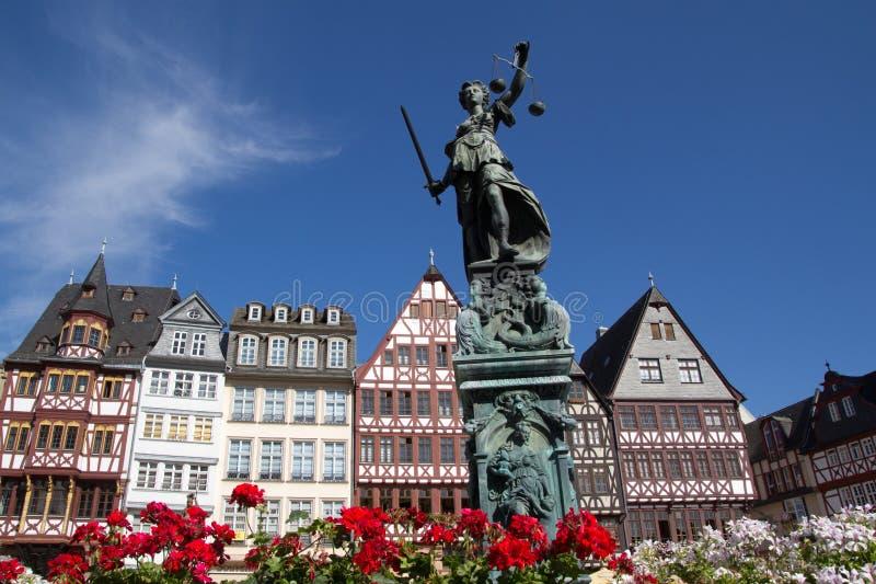 Romer w Frankfurt zdjęcie stock