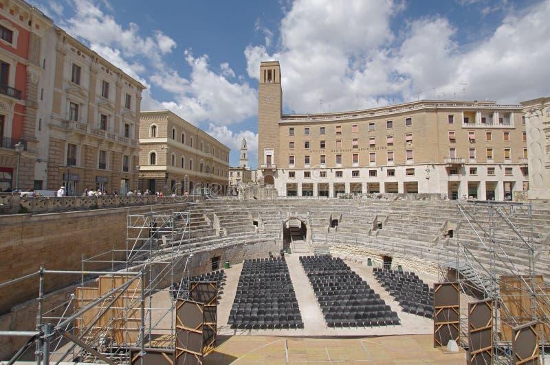 lecce italien download romersk amfiteater i redaktionell arkivbild bild av landmark teater wetter 14 tage