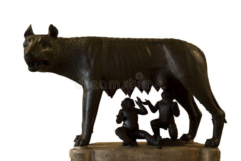 romulus und remus rom symbol stockfoto bild 22529488. Black Bedroom Furniture Sets. Home Design Ideas