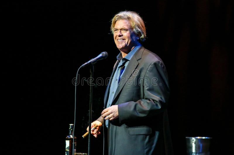 Ron White imagem de stock royalty free