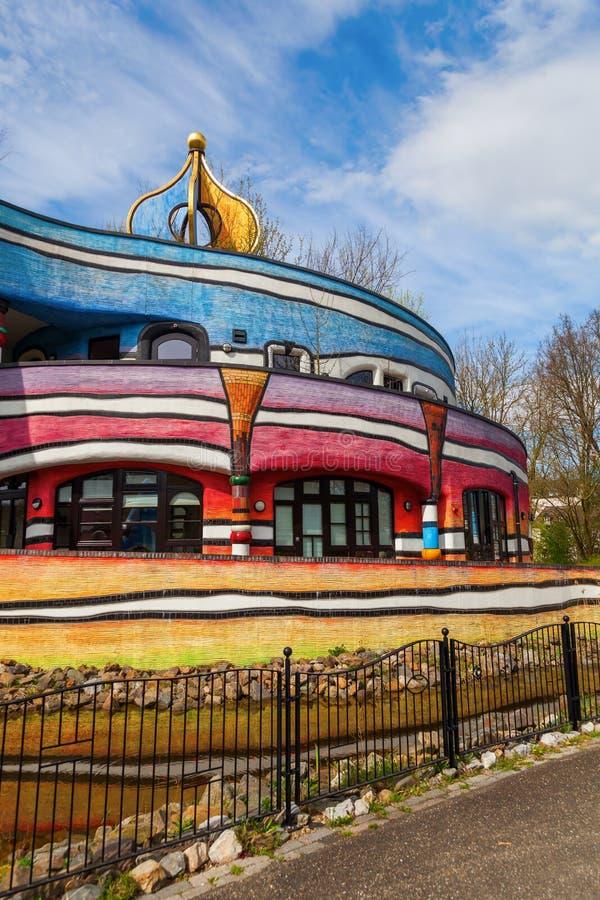 Ronald McDonald House en Valkenburg, Países Bajos fotos de archivo libres de regalías
