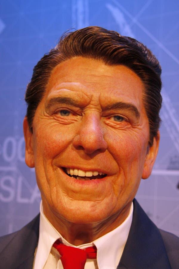 Ronald Reagan royalty-vrije stock foto's