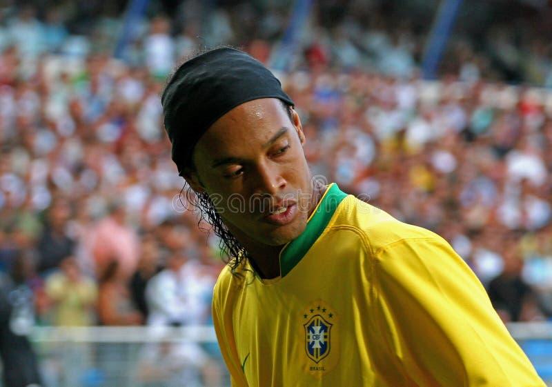 Ronaldinho imagens de stock royalty free