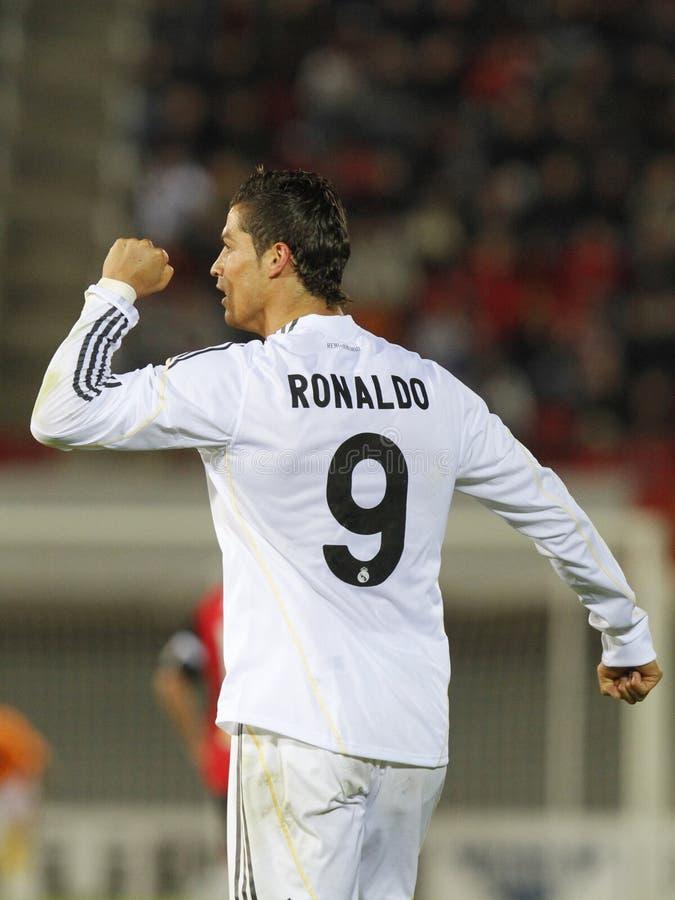 Ronaldo 043 obrazy stock