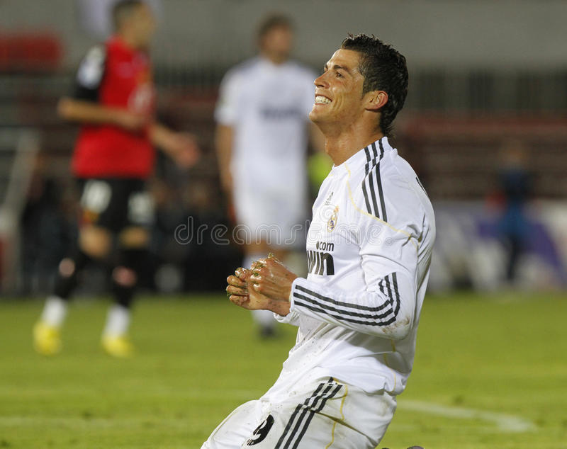 Ronaldo 055 fotografia stock