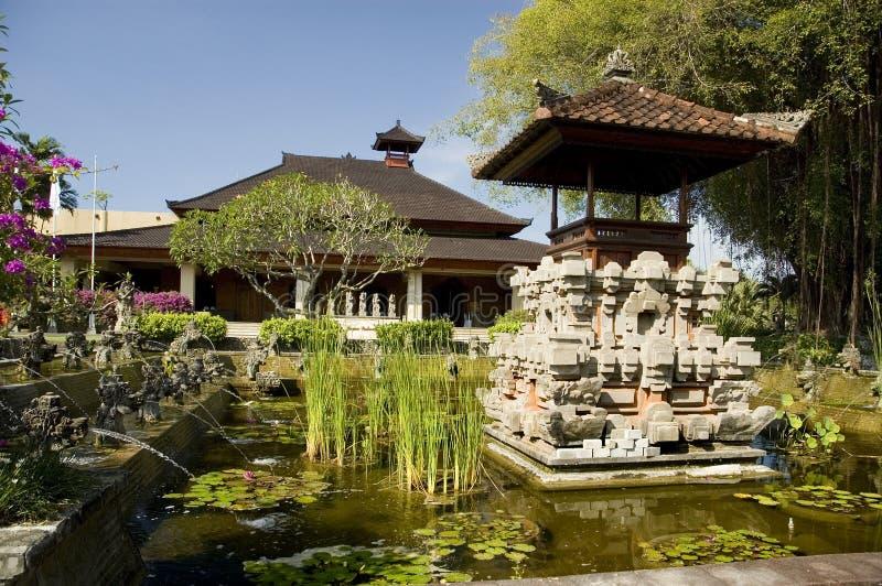 Rond De Reeks Van Bali Indonesië Stock Afbeeldingen