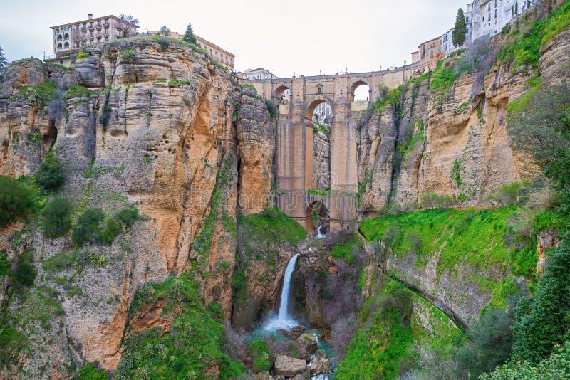 Ronda, Ισπανία στοκ φωτογραφία