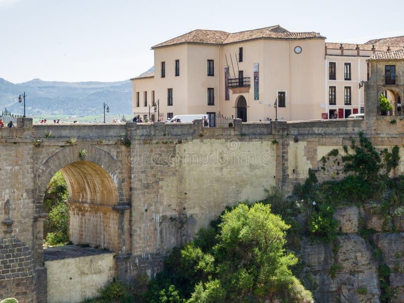RONDA, ANDALUCIA/SPAIN - 8 ΜΑΐΟΥ: Άποψη της Ronda Ισπανία στις 8 Μαΐου, 2 στοκ φωτογραφία με δικαίωμα ελεύθερης χρήσης