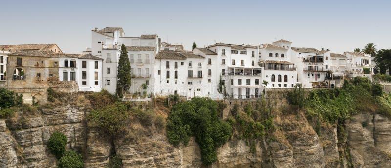 Ronda Andalucia, Spanje stock afbeelding