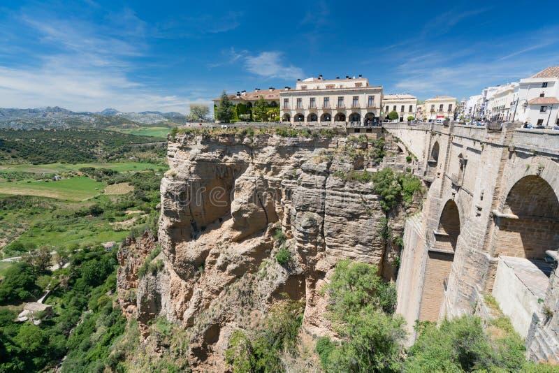 Ronda, Andalucia, Spanje royalty-vrije stock foto's
