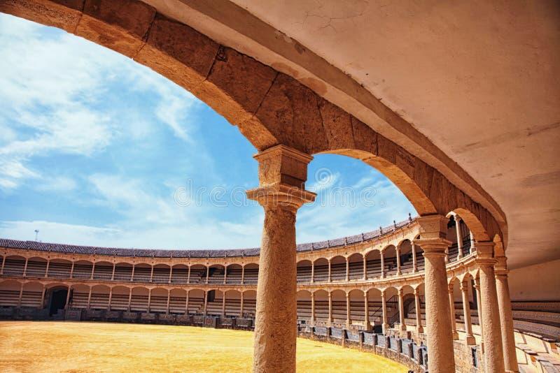 Ronda, España foto de archivo