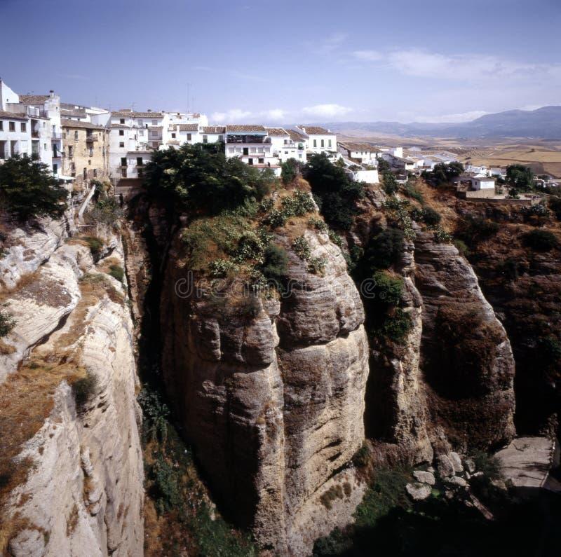 Ronda, España fotos de archivo libres de regalías