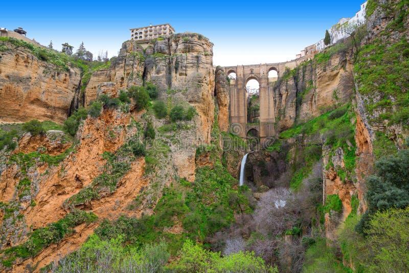 Ronda, Espagne image stock