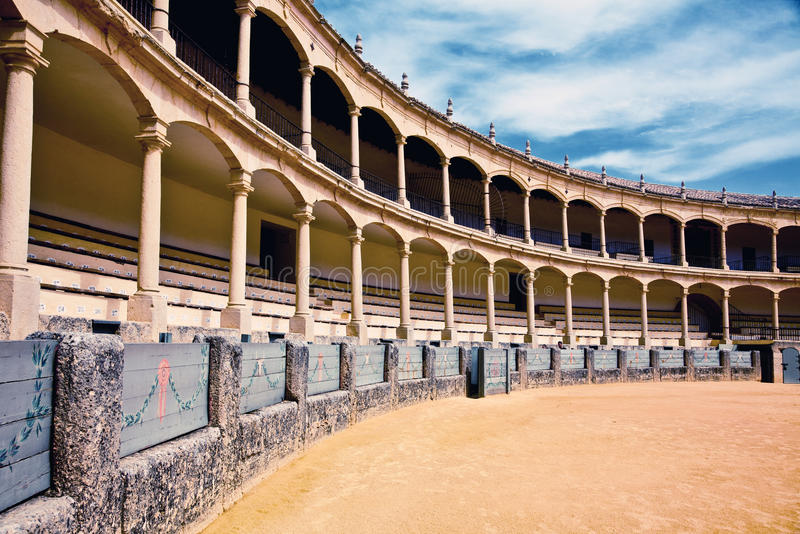 Ronda, Hiszpania zdjęcie royalty free