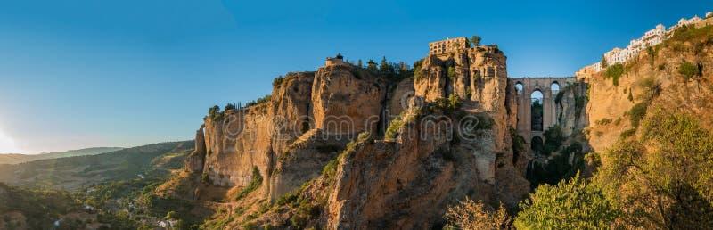 Ronda Panorama II immagini stock