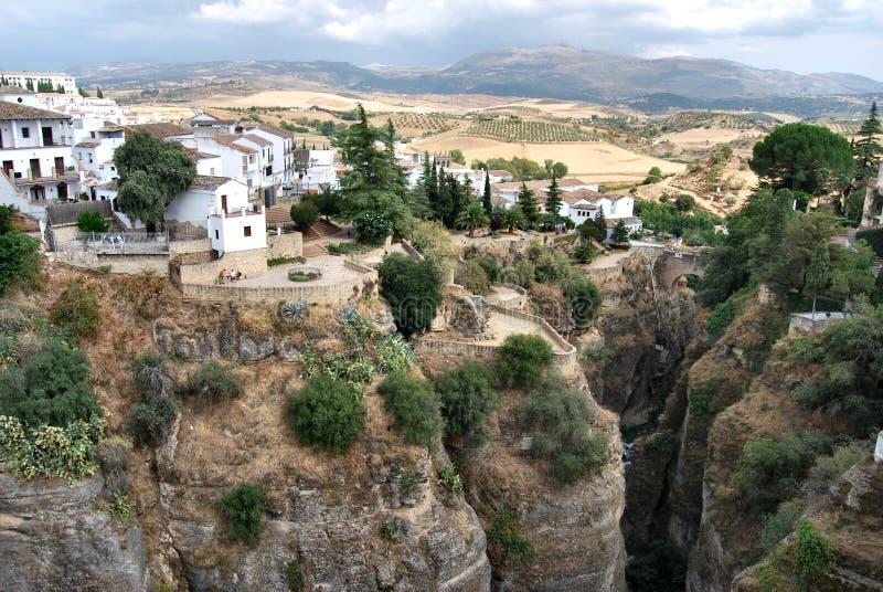 Ronda - Spagna fotos de archivo libres de regalías